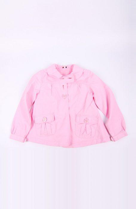 Geaca pentru fetite roz