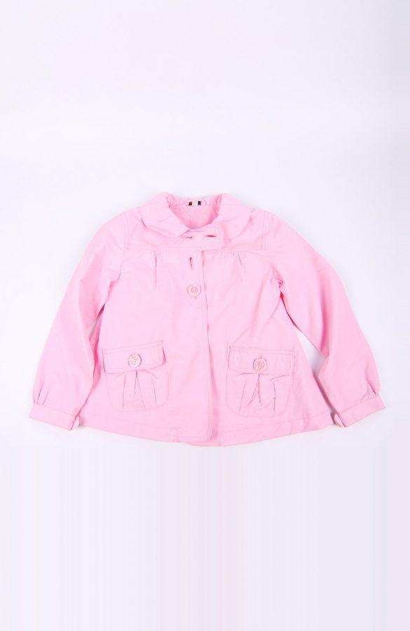 Geaca pentru fetite roz 1
