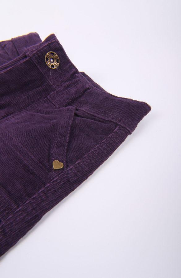 Pantaloni copii din bumbac 1