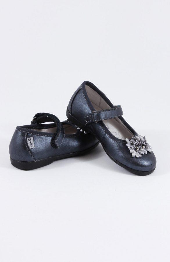 Pantofi Copii cu aplicatii flori 1