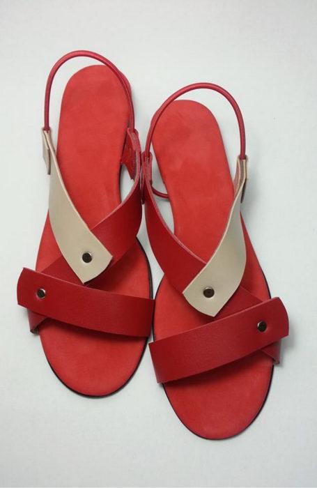 Pantofi fara toc basics passion