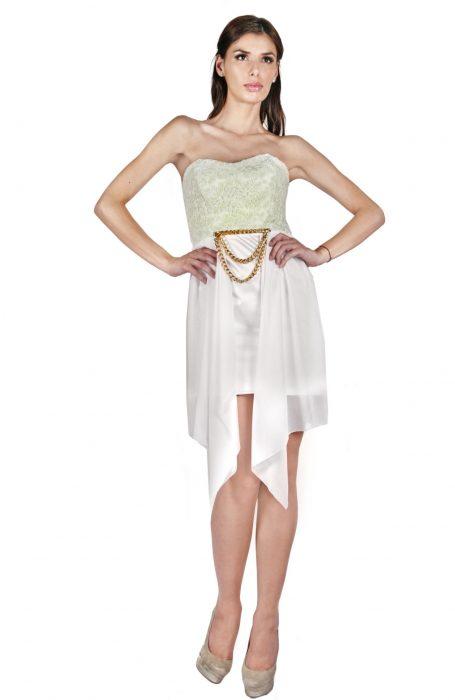 Rochie eleganta cu corset