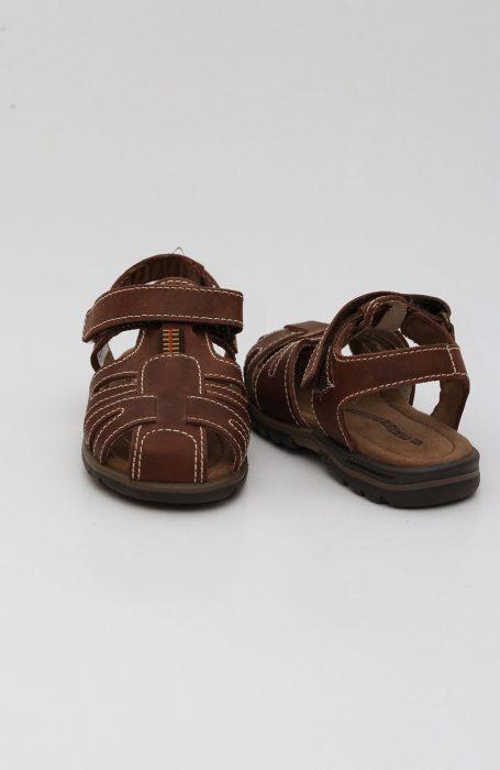 Sandale baieti maro MEL085