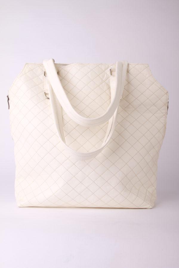 Poseta-piele-white-cream-CR089