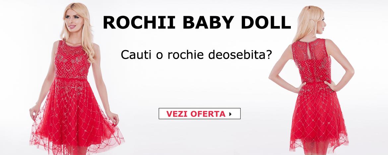 Rochii baby doll
