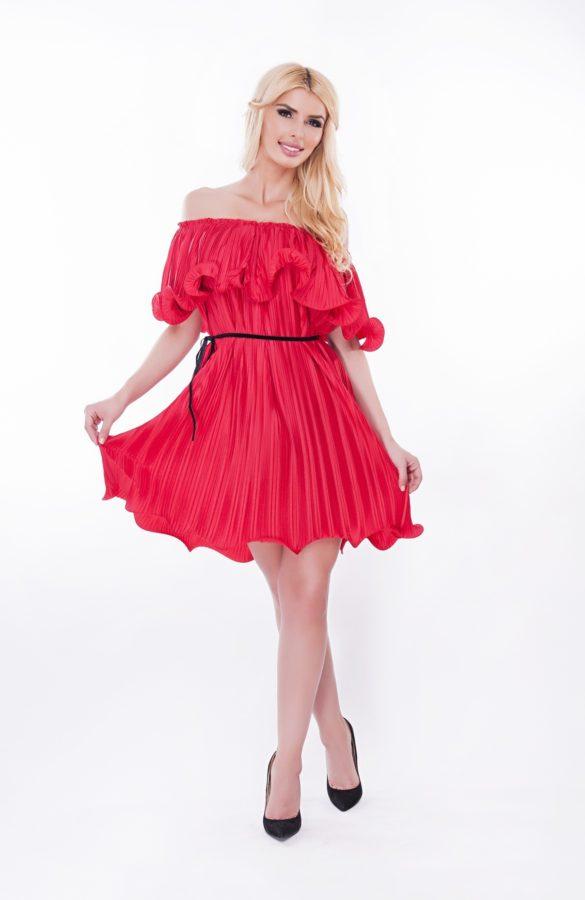 Rochie-rosie-eleganta-Katy