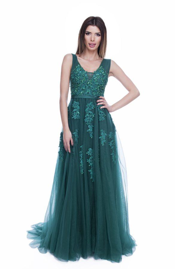 rochie-dantela-lunga-verde (3)