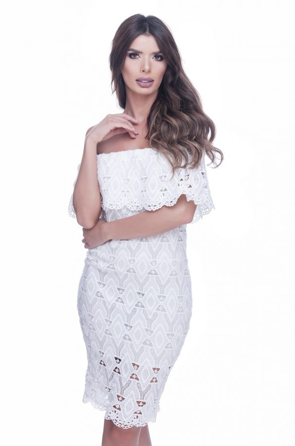 rochie-eleganta-de-zi-alba-din-dantela