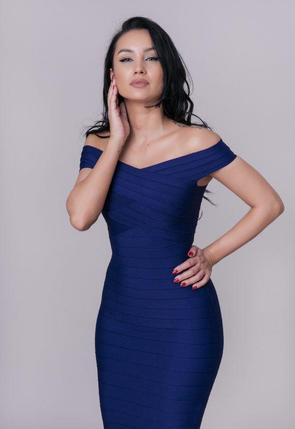 rochie-da-ocazie-midi-albastra (3)