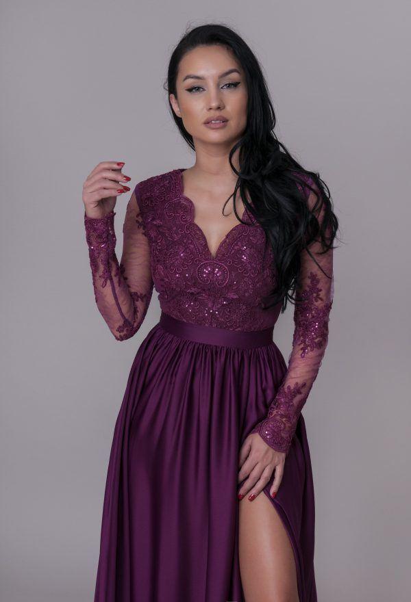 rochie-de-ocazie-violet (1)