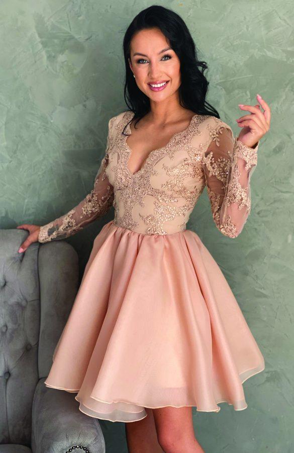 rochie-eleganta-de-ocazie-din-dantela-si-voal-2