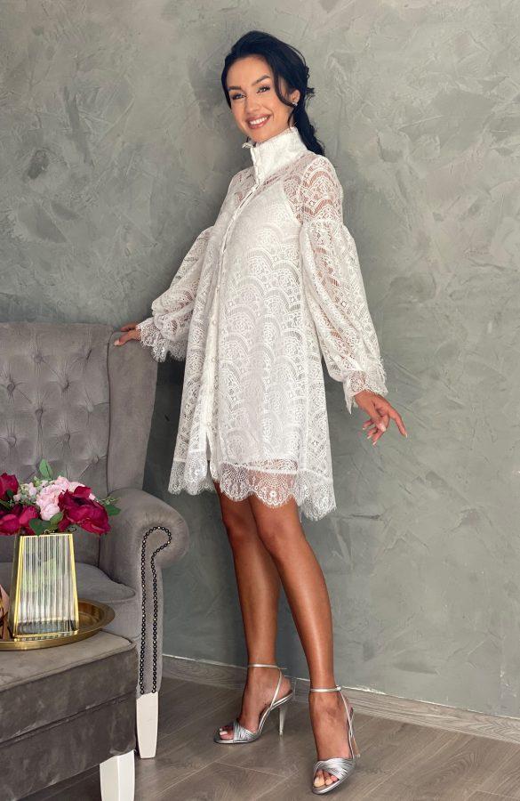rochie-de-cununie-alba-scurta-din-dantela-4